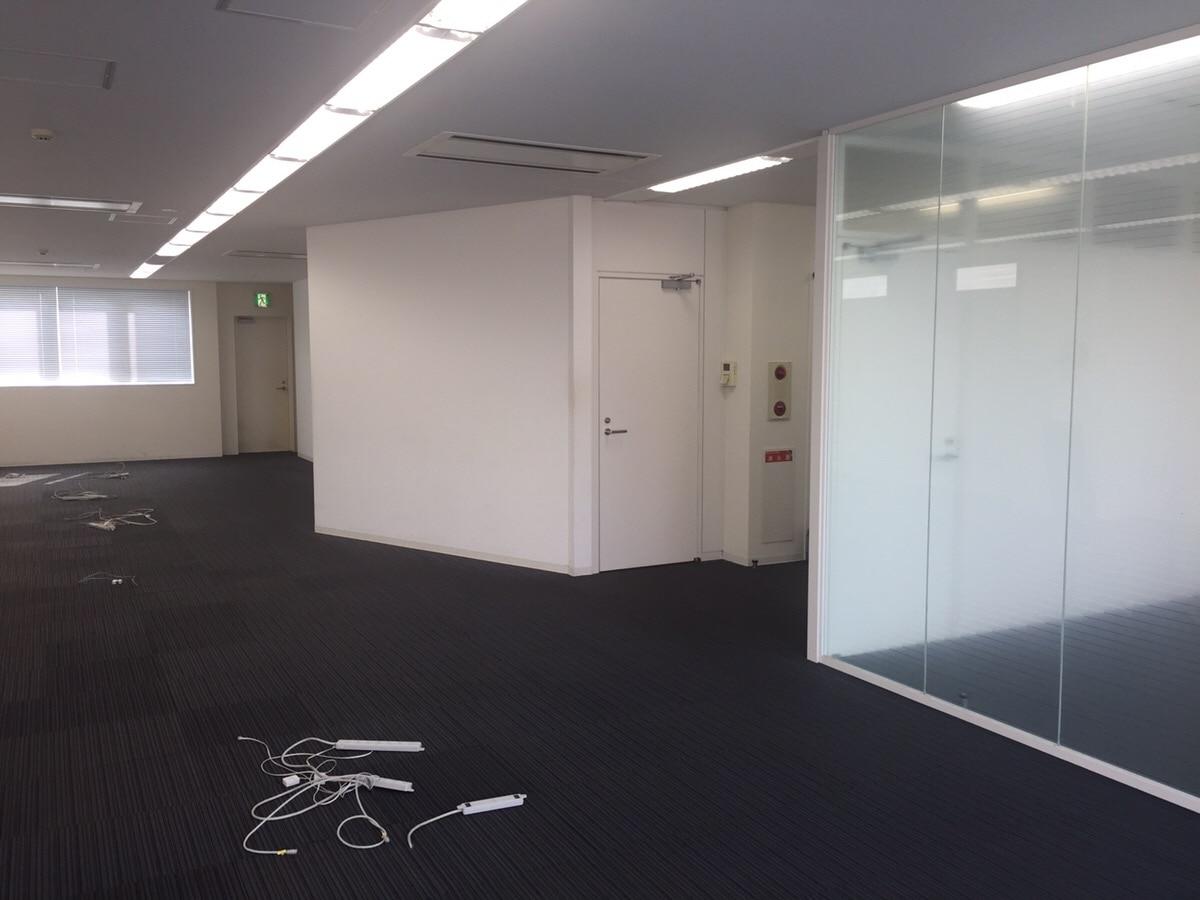 【居抜きオフィス】<br>池袋駅徒歩1分築浅オフィス