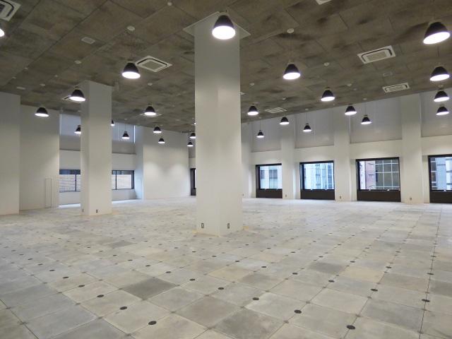 ~美術館跡~<br>天井高3m以上!稀少オフィス★