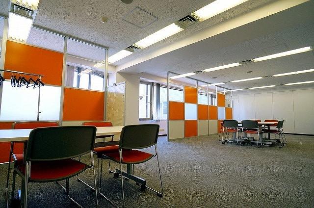 【居抜き】<br>築地エリア!きれいな会議室付きオフィス★_05