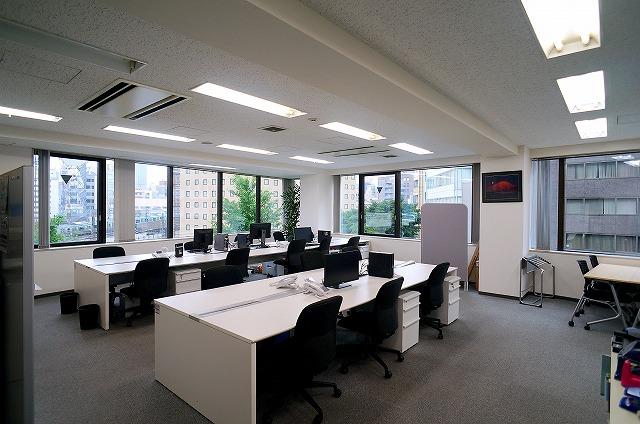 【居抜きオフィス】<br>スタイリッシュなおしゃれオフィス★