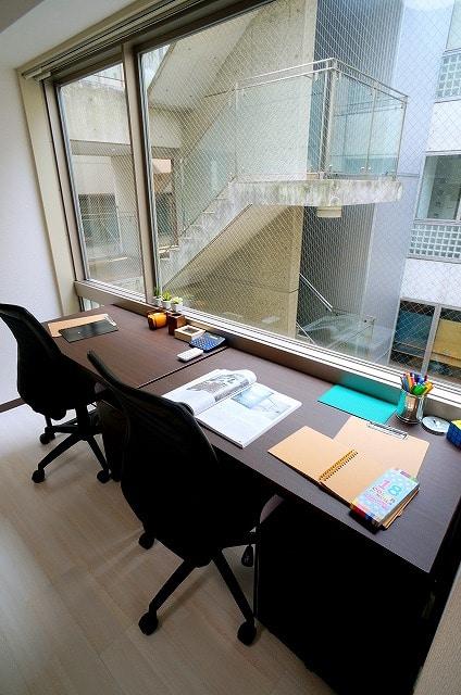 【居抜きオフィス】<br>家具付デザイナーズSOHO★