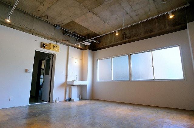 【デザイナーズオフィス】<br>天井スケルトンデザインオフィス★