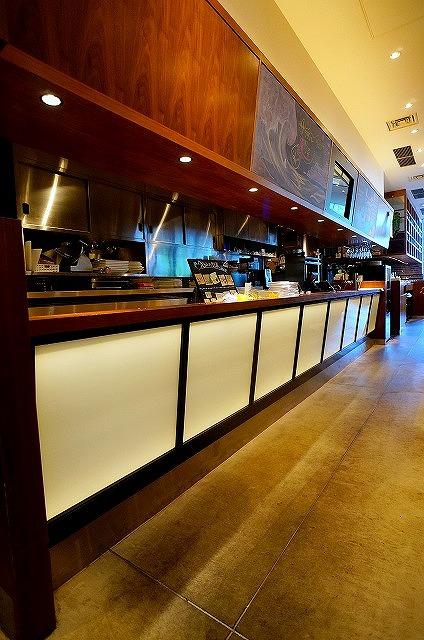 【居抜き店舗】<br>イタリアン料理店の内装付き店舗