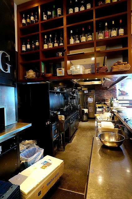 【居抜き】<br>イタリアン料理店の内装付き店舗_04