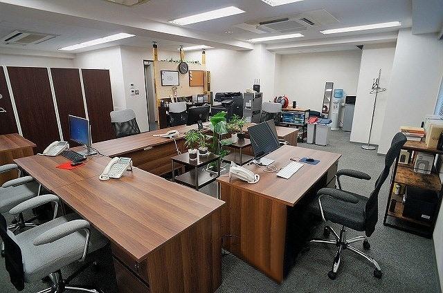 【居抜き】渋谷区エリア<br>造作付きお洒落オフィス♪_03