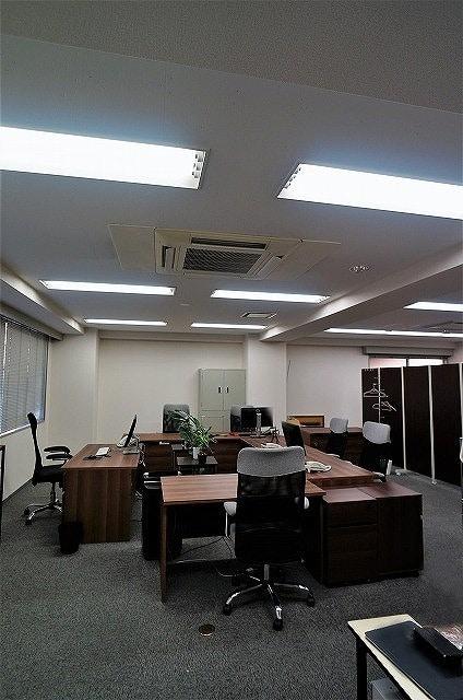 【居抜き】渋谷区エリア<br>造作付きお洒落オフィス♪_04