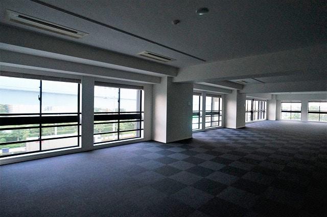 【デザイナーズオフィス】江東区ベイエリア<br>1坪~1000坪までフレキシブルに!