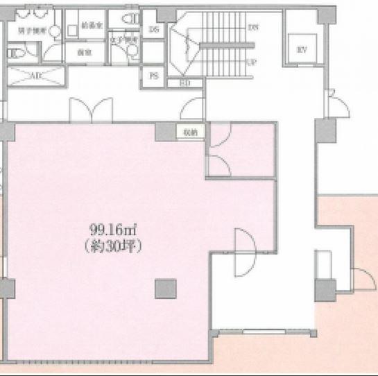 【デザイナーズ】<br>ショールームに最適 デザイン系オフィス