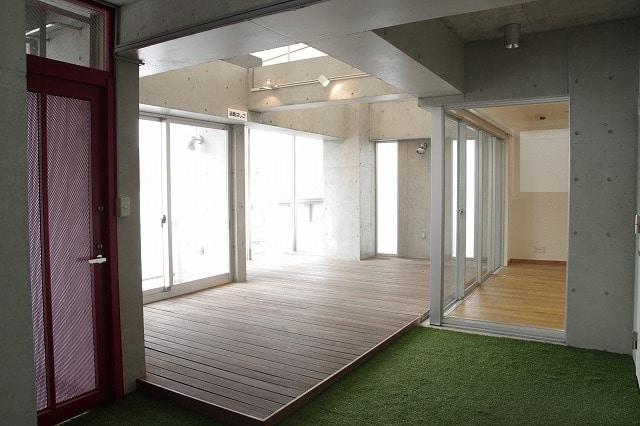 【デザイナーズ】<br>港区稀少な1棟貸しオフィス_05