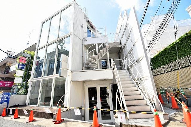 【デザイナーズオフィス】<br>原宿お洒落な開放感あふれるオフィス☆