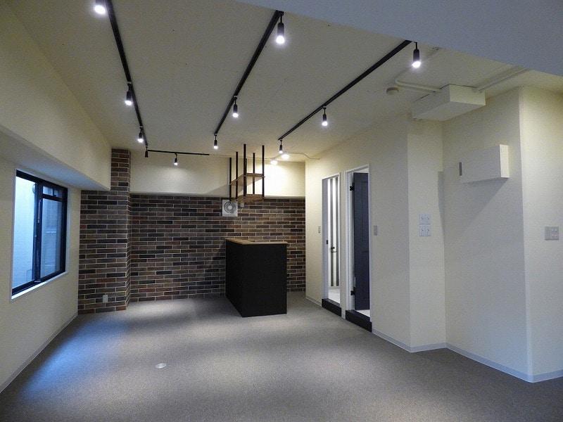 【デザイナーズオフィス】大阪市中央区<br>フルリノベーションオフィス♪_02