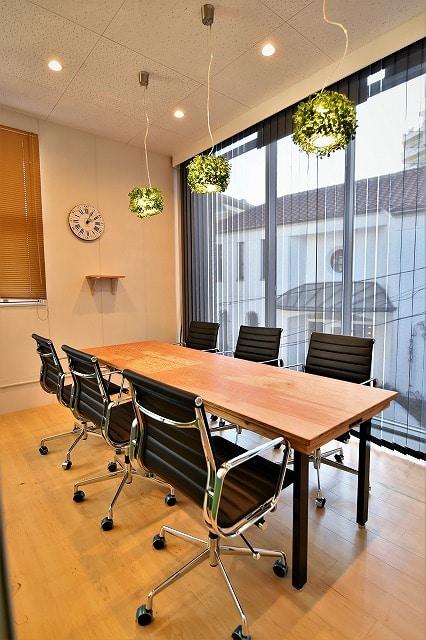 【デザイナーズオフィス】【一棟貸】<br>【居抜きオフィス】3拍子揃ったオフィス!