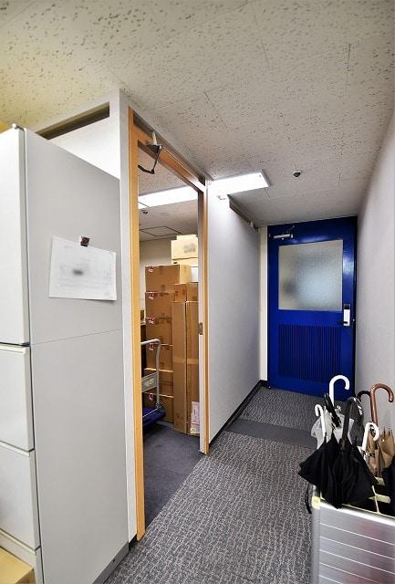 【居抜きオフィス】大田区エリア<br>大型ビルの1室、居抜き物件!!