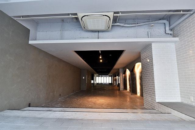 【デザイナーズ店舗】原宿エリア<br>雰囲気と開放感抜群の空間☆