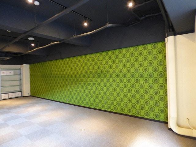 【デザイナーズオフィス】大阪市中央区<br>スケルトン天井のお洒落なオフィス♪_01
