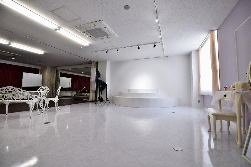 【居抜きオフィス】代々木エリア<br>フォトスタジオ居抜き物件