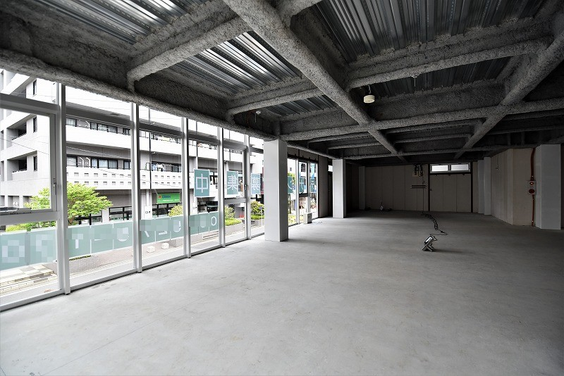 【デザイナーズオフィス】湘南台エリア<br>スケルトン・デザイナーズ物件