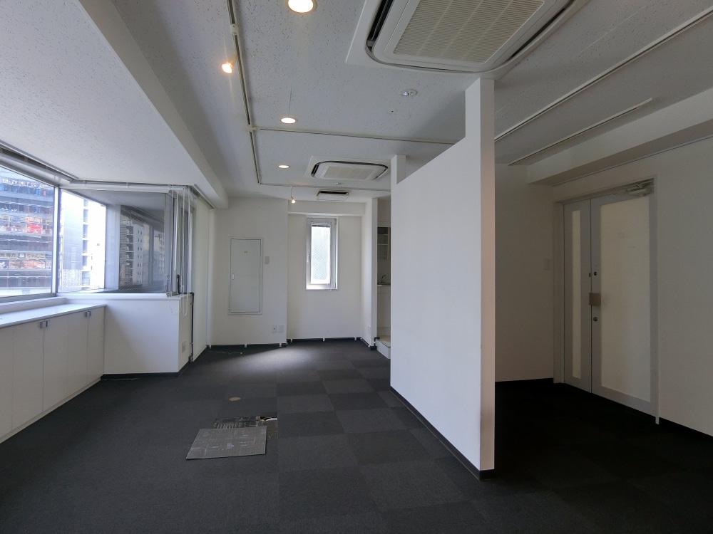 【居抜きオフィス】銀座で一棟丸々オフィス シャワールームやバーカウンターも✧°˖