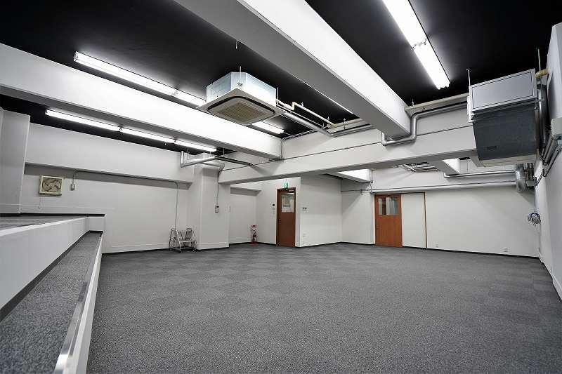 日本橋箱崎【リノベーションオフィス】<br>シンプルなデザインが一番!