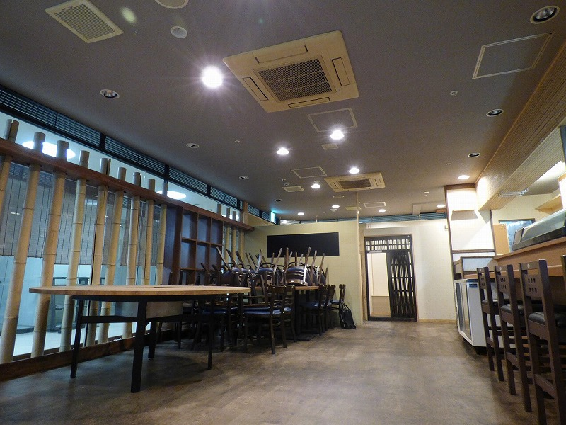 【居抜き】堺筋本町エリア 和を貴重とした趣のある飲食店舗オフィス