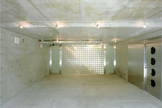 【デザイナーズ】渋谷、約70坪。一棟貸。<br>自由に改装可のコンクリ打ちっぱなしビル