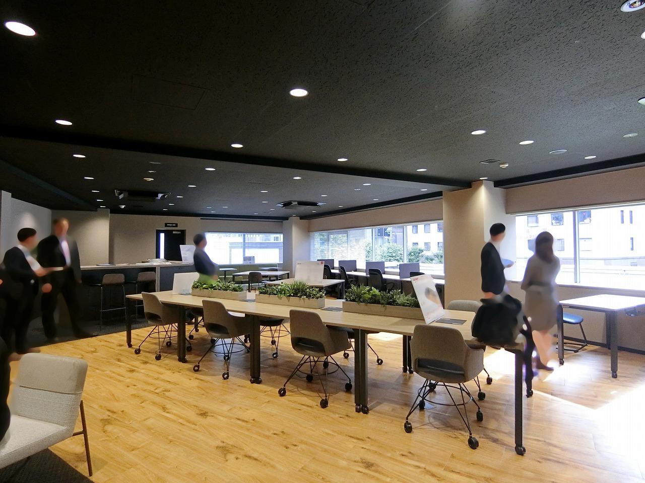 【デザイナーズオフィス】神保町エリア 芸術とスポーツの街でスタイリッシュOffice
