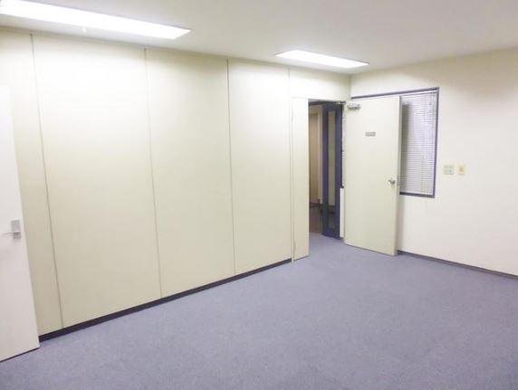 【居抜きオフィス】渋谷エリア!<br>使いやすく区切られた空間。