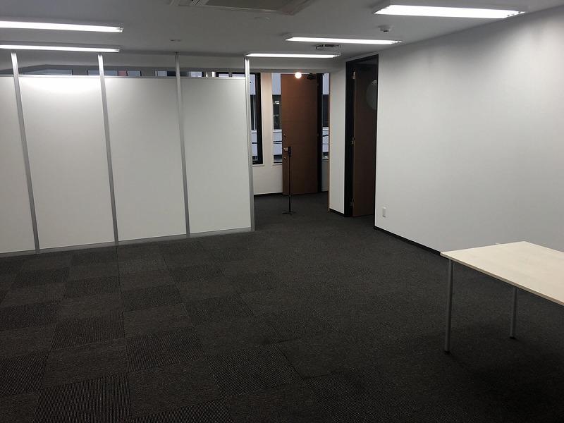 【居抜きオフィス】大阪本町エリア 綺麗なキッチン付オフィス!