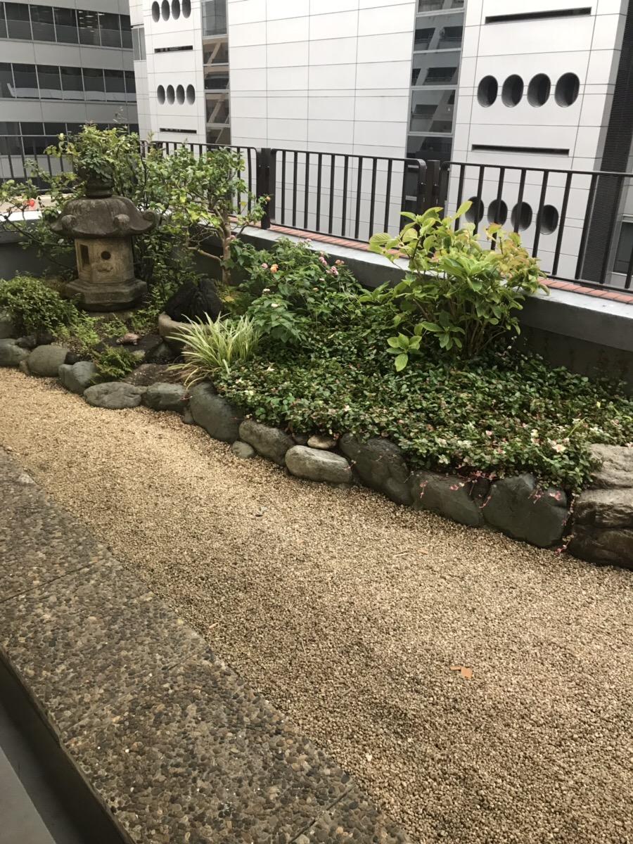 【ビンテージオフィス】渋谷エリア!<br>日本庭園のあるレンガ調のオフィス。