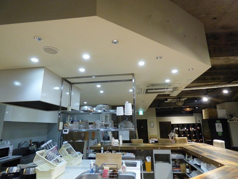 【居抜き】大阪本町・阿波座エリア♪<br>1フロア約20坪!お洒落な厨房付き物件!