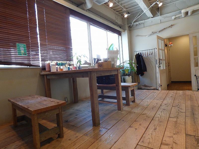 【居抜き】大阪西区南堀江エリア!<br>約30坪のお洒落な美容室の居抜き物件!