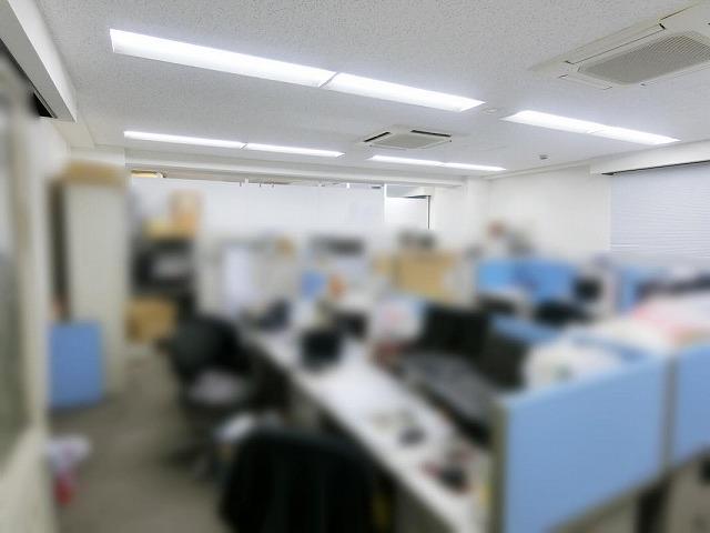 【居抜きオフィス】千代田区 神田エリア★<br>30坪前後の男女別トイレ