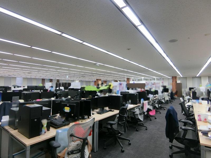 【居抜き】渋谷、大規模。第2弾。<br>あわせて1,000坪!充実したオフィス機能
