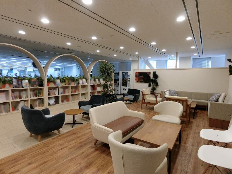 【居抜き】渋谷、大規模。第3弾。 約380坪のカフェみたいなオフィス!