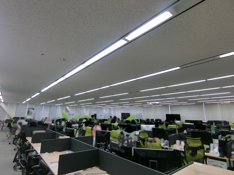 【居抜き】渋谷、大規模。第3弾。<br>約380坪のカフェみたいなオフィス!