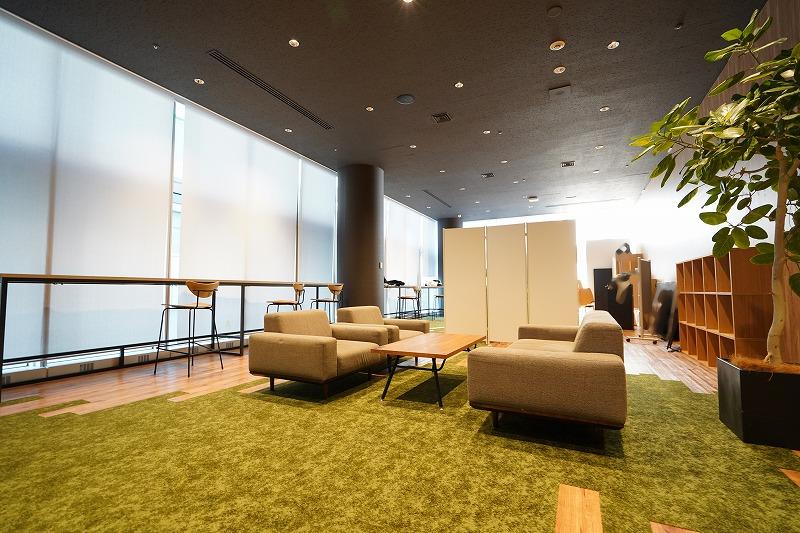 【居抜き】渋谷、大規模 第4弾。180坪。<br>3mの天井高とナチュラルな内装が魅力!