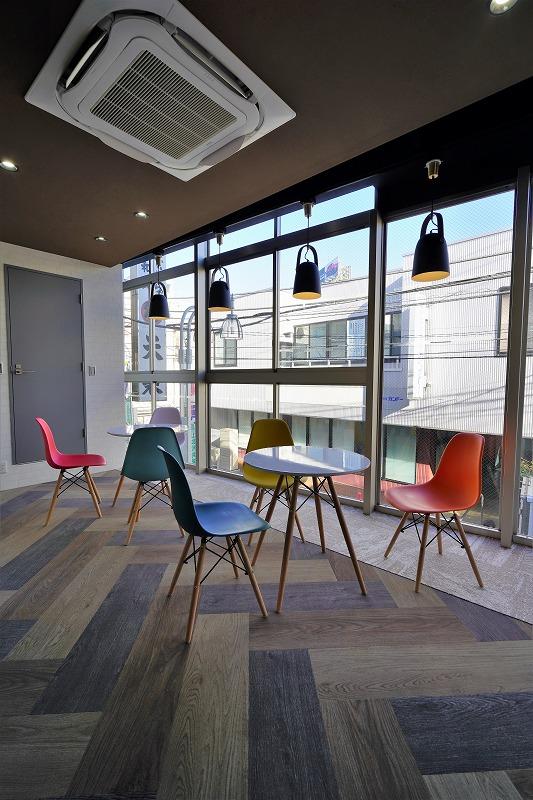 【セットアップ】路面店舗&内装付オフィス<br>上北沢、「働く」と「暮らす」が近づく空間