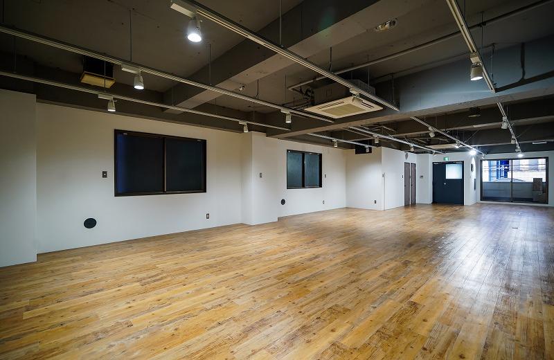 【デザイナーズ】閑静な蔵前30坪弱<br>ウッドフロアと自由自在なライトアレンジ
