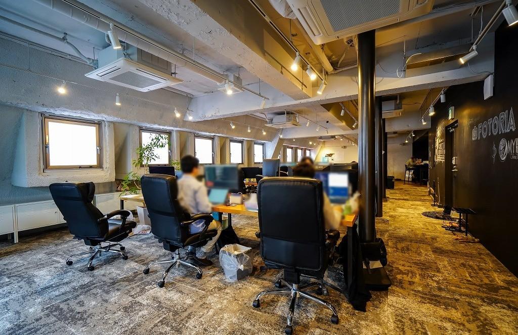 【デザイナーズ】自由ヶ丘、約60坪。 かっこよすぎるクリエイティブ空間