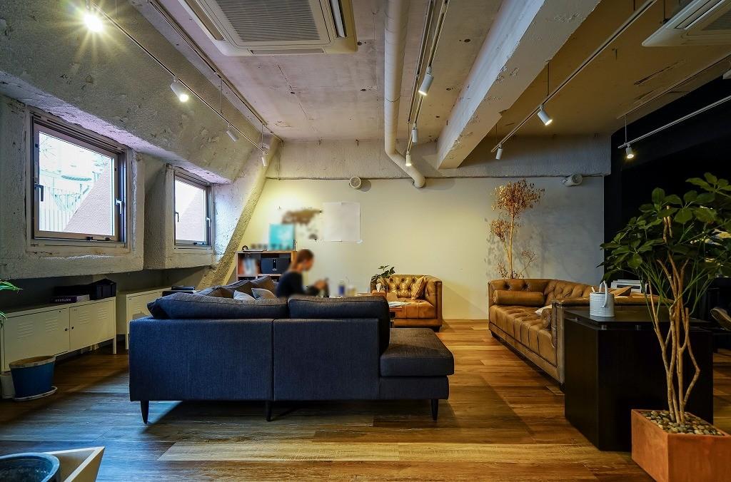 【デザイナーズ】自由ヶ丘、約60坪。<br>かっこよすぎるクリエイティブ空間