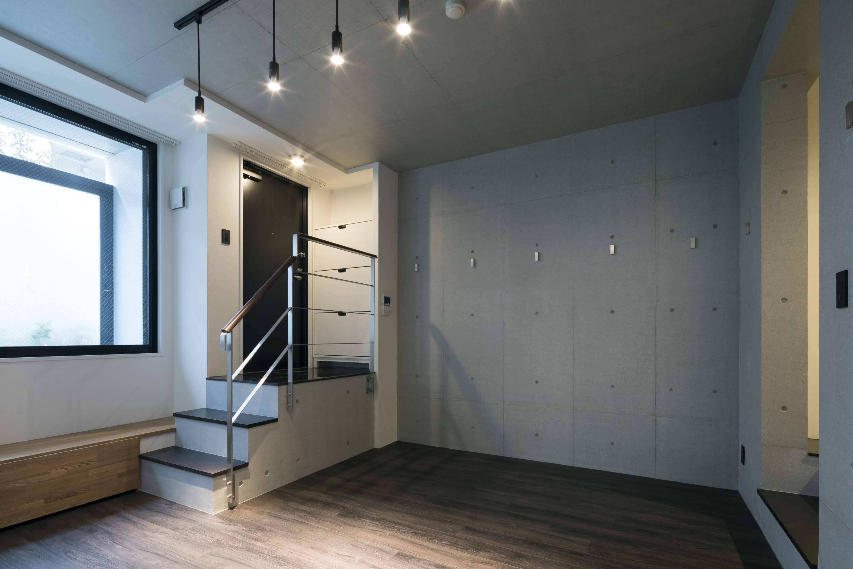 【デザイナーズ】麻布十番 新築未入居<br>マンションタイプをオフィスで利用