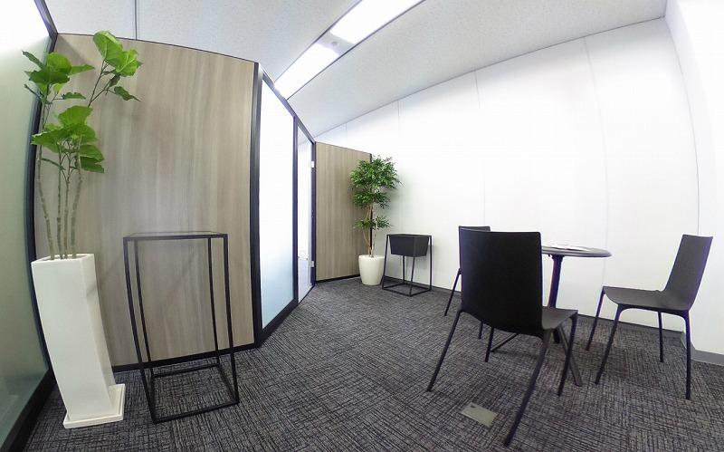 【セットアップオフィス】大阪南港エリア<br>明るい室内!家具付きですぐに使える♪