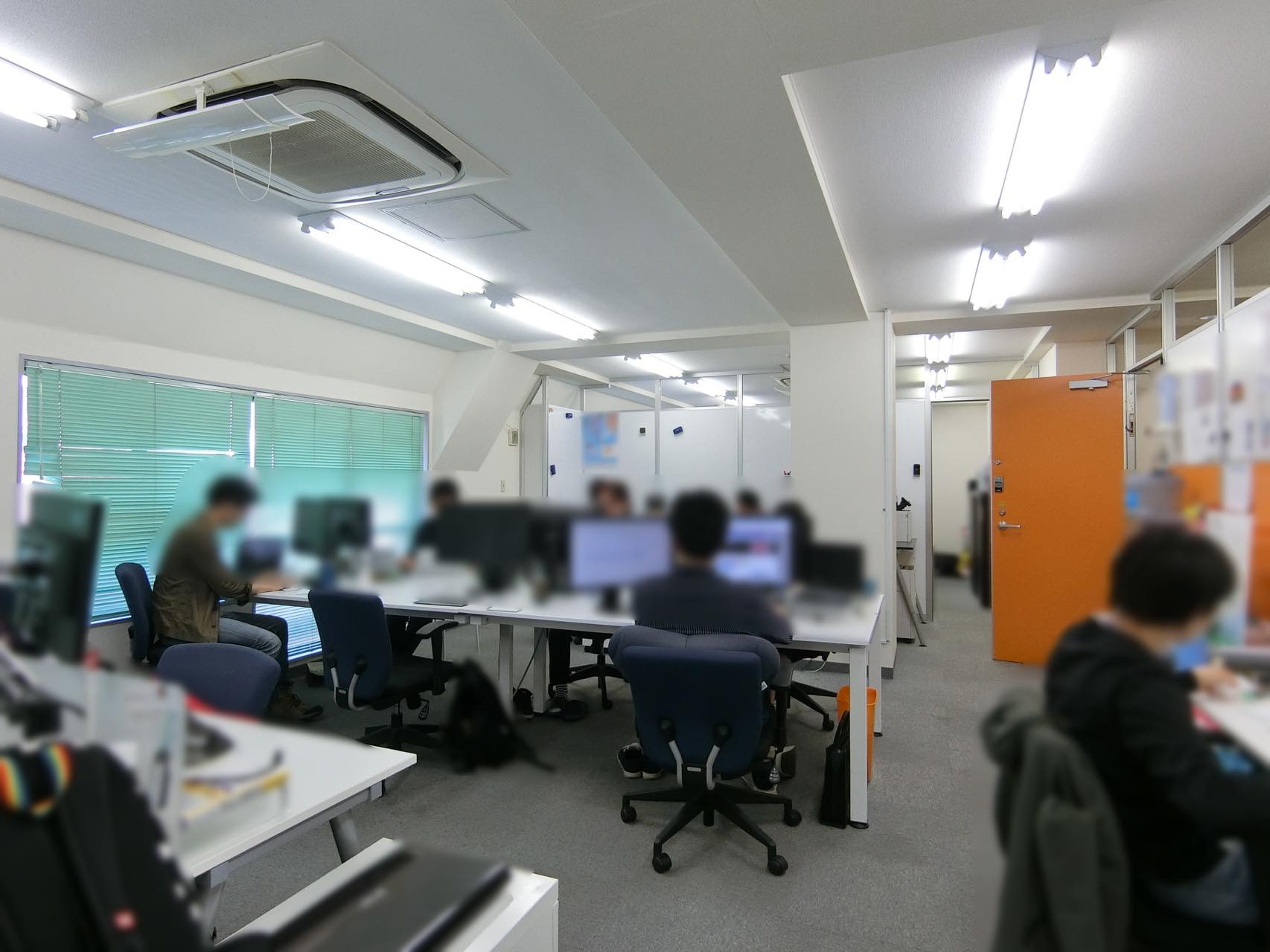【居抜き】池袋駅近く、約30坪。<br>執務室&役員室&会議室で使いやすさ抜群!