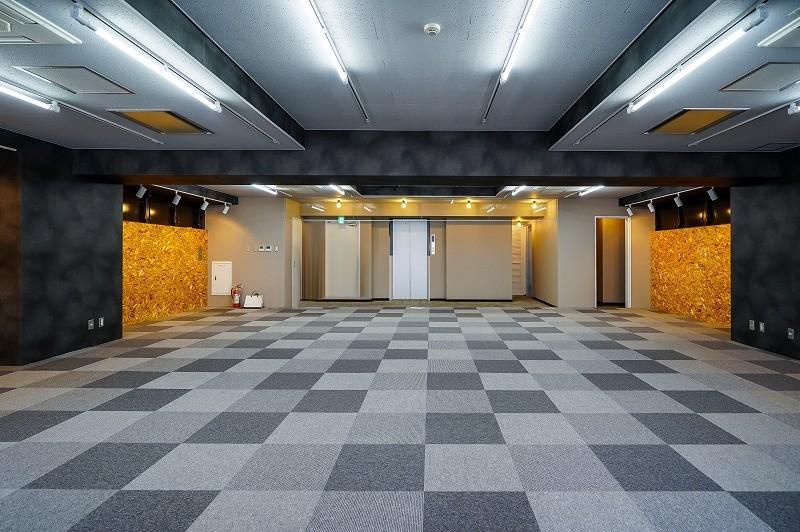 【デザイナーズ】人形町、30坪<br>男女別トイレでレイアウトもしやすい長方形