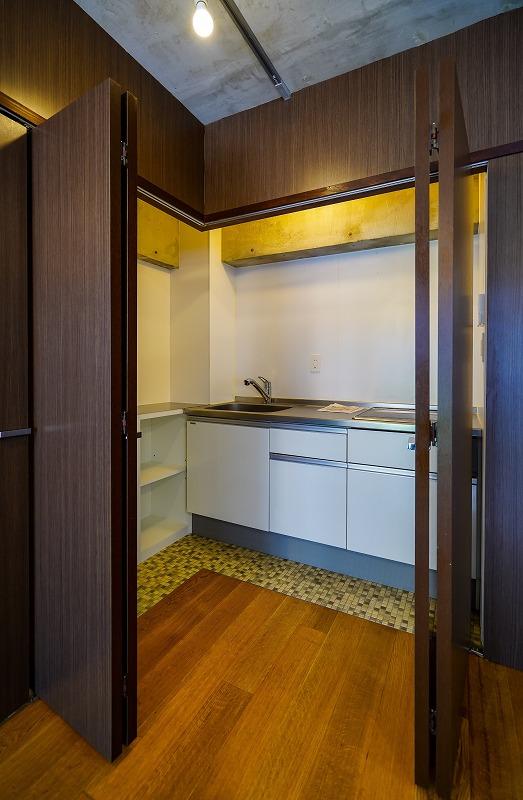 【デザイナーズ】麻布十番、約10坪。<br>使いやすい間取りのフローリングオフィス