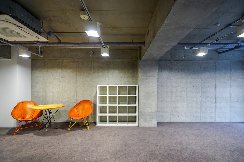 【デザイナーズ】渋谷、約17坪。<br>ガレージっぽさを求める企業へ