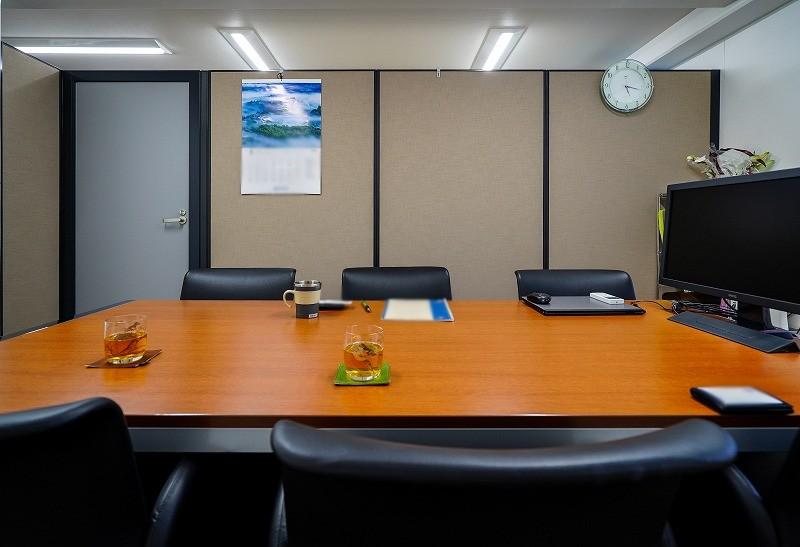 【居抜き】八丁堀、約15坪。<br>静かなエリアの小さなオフィス
