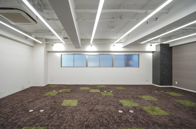 【居抜き】東日本橋、約20坪。<br>会議室と男女別トイレ付コンパクト物件