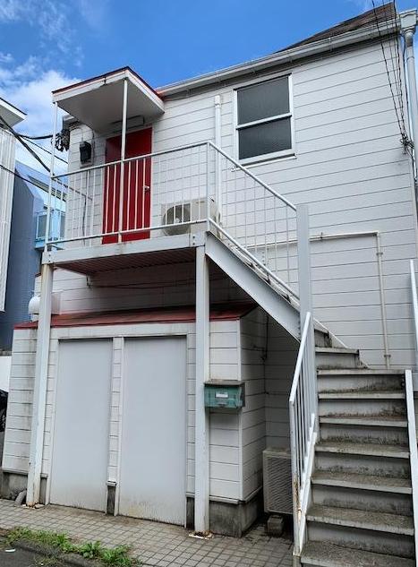 【デザイナーズ】三軒茶屋、約25坪。一棟。<br>教室やデザイン事務所などに最適な二階建