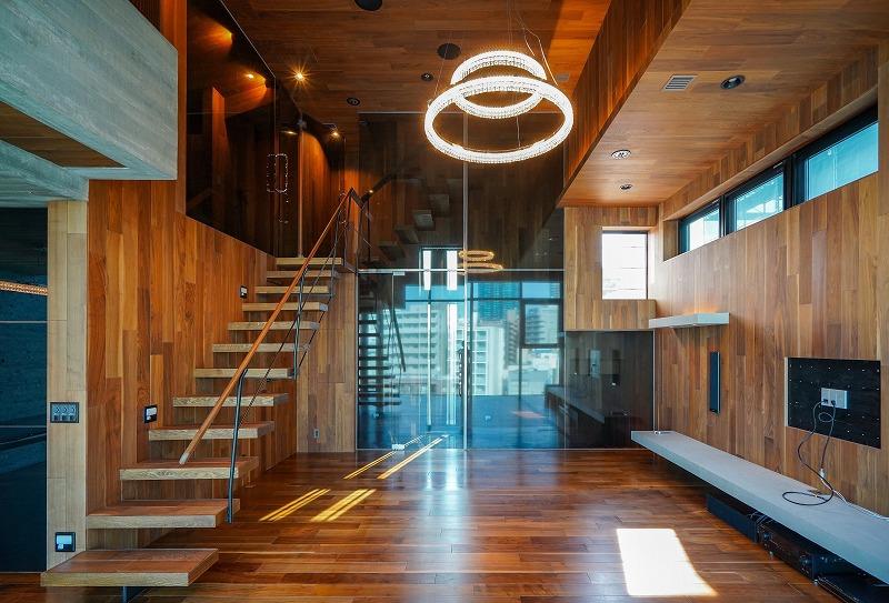 【デザイナーズ】南麻布、約40坪。<br>お洒落エリアのメゾネットタイプSOHO
